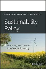 sustainability policy book cover